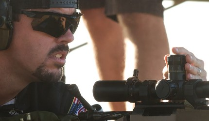 Ryan Kerr - Bushnell Taktik Takımı